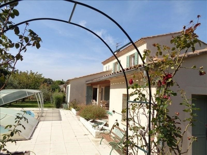 Vente maison / villa Carpentras 400000€ - Photo 1