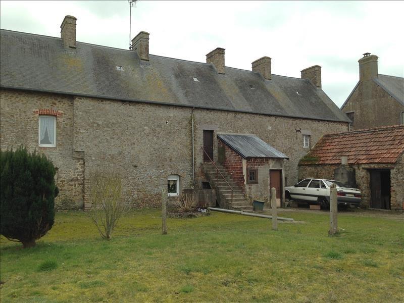 Vente maison / villa Pirou 126750€ - Photo 2