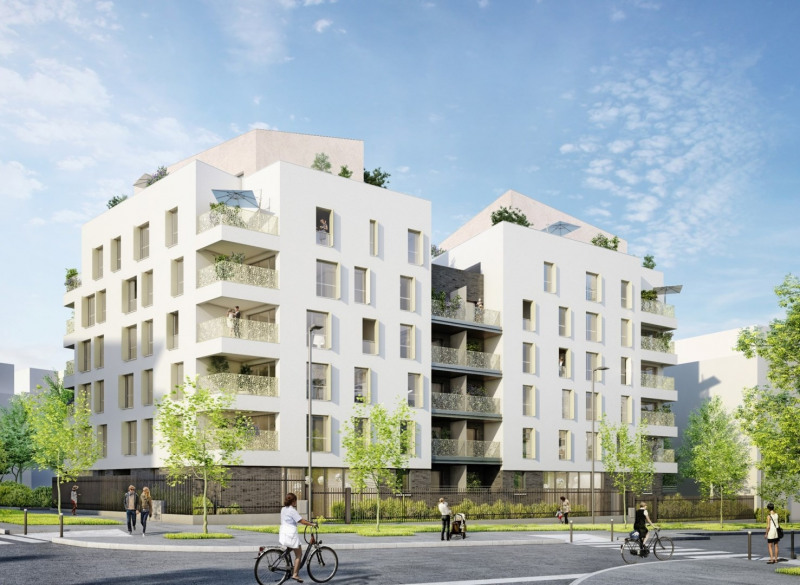 Aliz e programme immobilier neuf cergy partir de 137 000 for Appartement neuf 95
