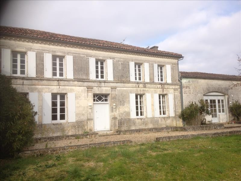 Vente maison / villa Brives sur charente 310 300€ - Photo 4