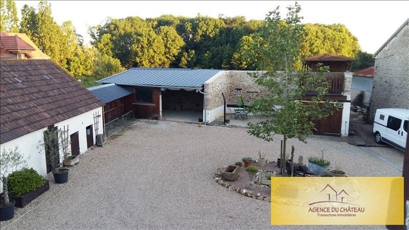 Vente maison / villa Breval 399000€ - Photo 2
