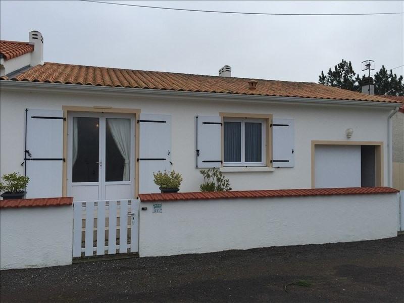 Vente maison / villa Jard sur mer 228800€ - Photo 6