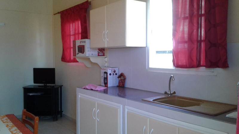 Sale house / villa Capesterre belle eau 522 000€ - Picture 8