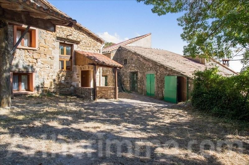 Sale house / villa Les plans 367500€ - Picture 1