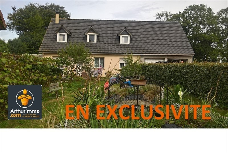 Vente maison / villa Fauville en caux 176000€ - Photo 1