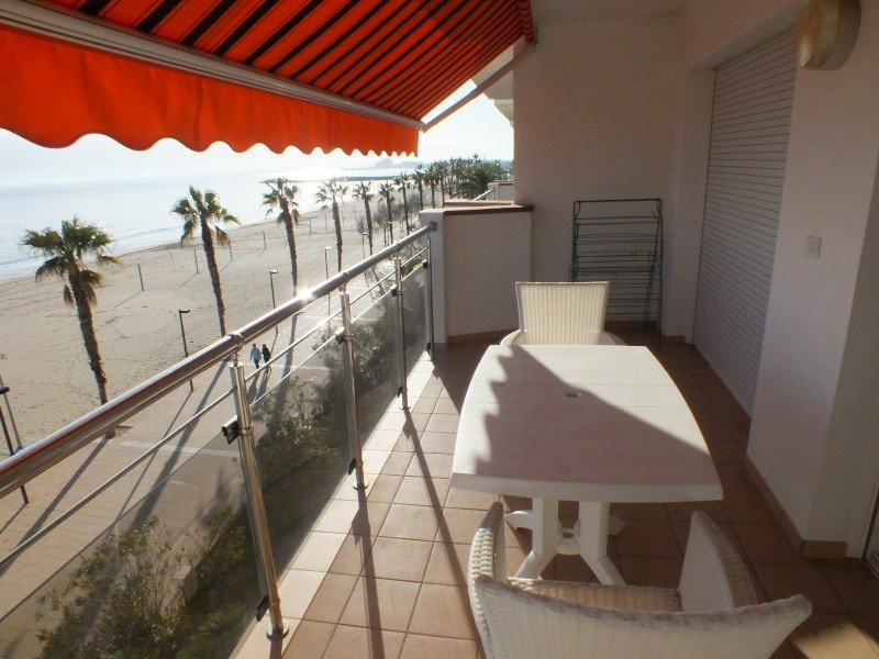 Location vacances appartement Roses santa-margarita 520€ - Photo 6