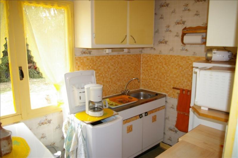 Vente maison / villa St sauveur en puisaye 39500€ - Photo 5