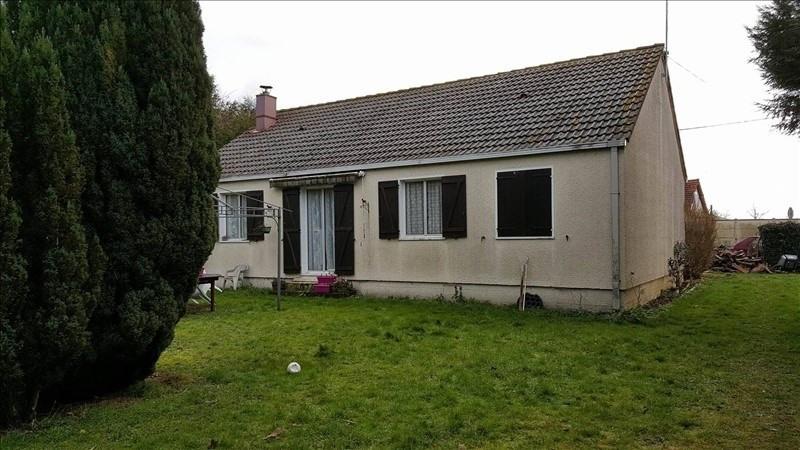 Vente maison / villa Nogent le roi 209800€ - Photo 1