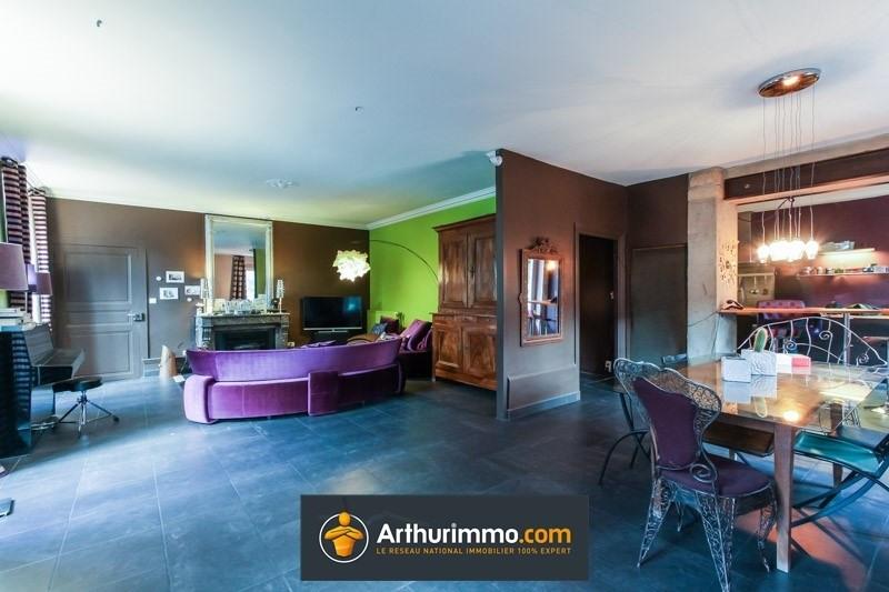 Vente maison / villa Les avenieres 358000€ - Photo 5