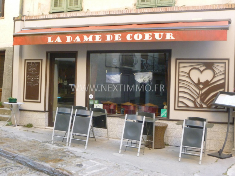 Venta  tienda Saint-martin-vésubie 200000€ - Fotografía 1
