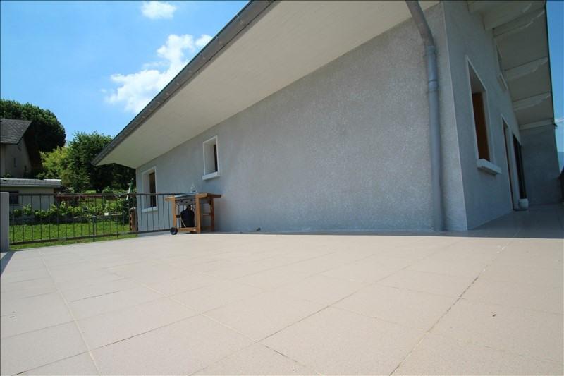 Verkoop  huis La motte servolex 410000€ - Foto 1