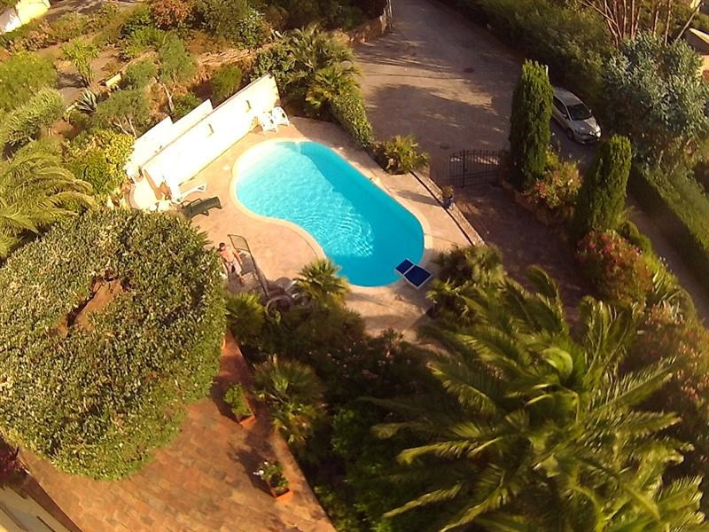 Vacation rental house / villa Cavalaire sur mer 1 000€ - Picture 33