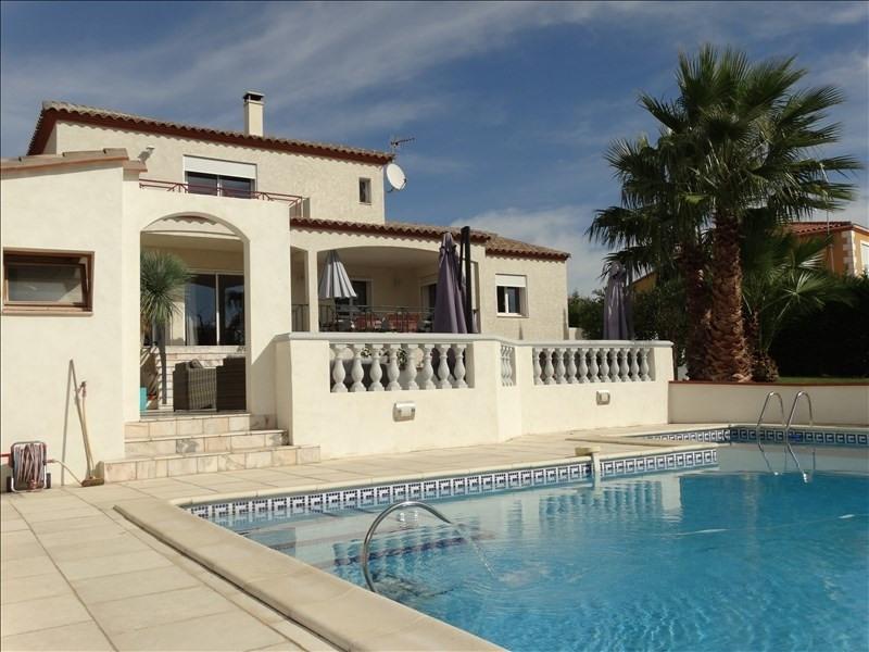 Vente maison / villa Pollestres 507000€ - Photo 1