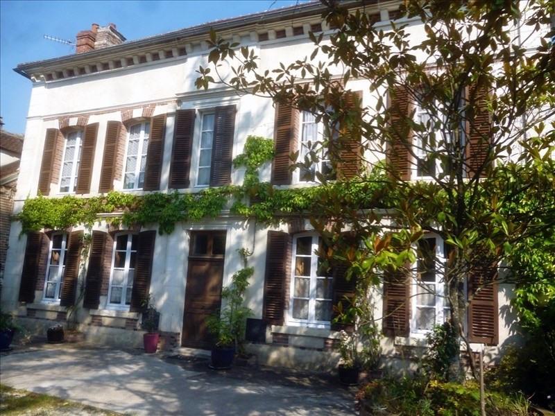 Vente de prestige maison / villa Fleury la vallee 415000€ - Photo 11