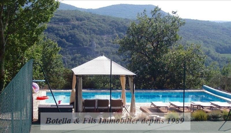 Verkauf von luxusobjekt haus Goudargues 750000€ - Fotografie 2