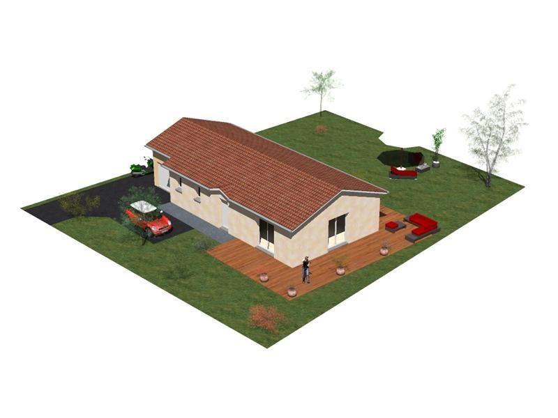 Maison  3 pièces + Terrain 340 m² Ambutrix par MAISONS VALTREA