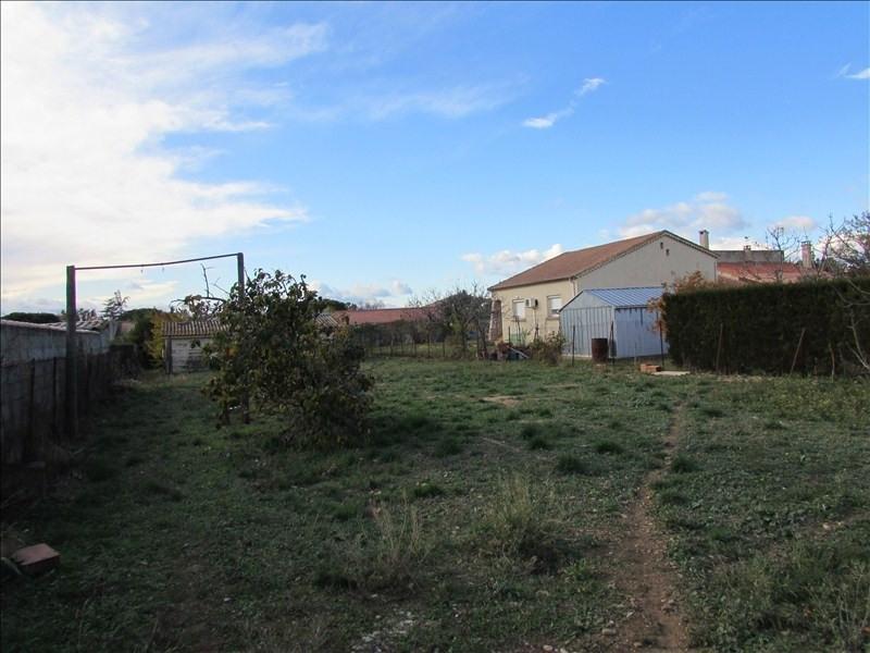 Vente terrain Lignan sur orb 145000€ - Photo 2