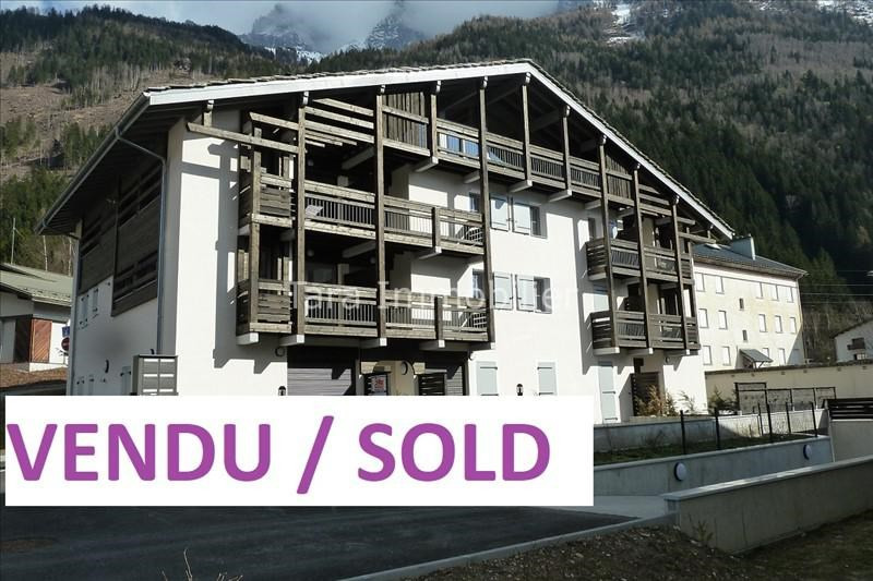 Vente de prestige appartement Chamonix mont blanc 769 000€ - Photo 1