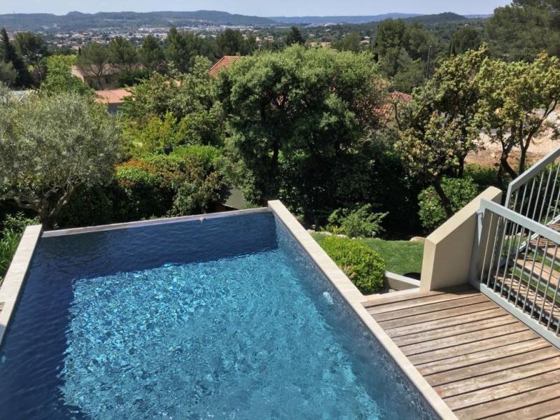 Verkoop  huis Villeneuve les avignon 520000€ - Foto 8