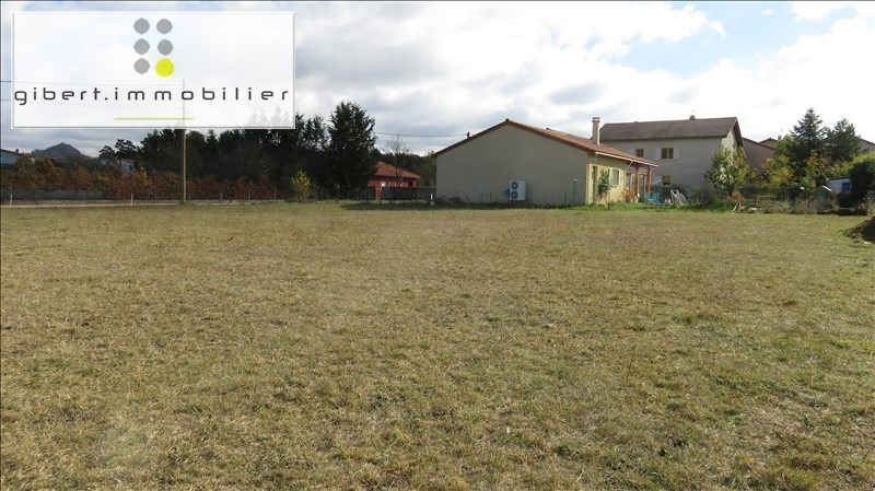 Vente terrain Coubon 58 500€ - Photo 2