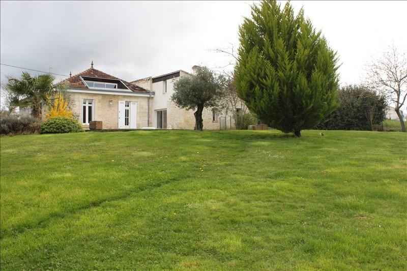 Vente de prestige maison / villa Cadillac 586400€ - Photo 3