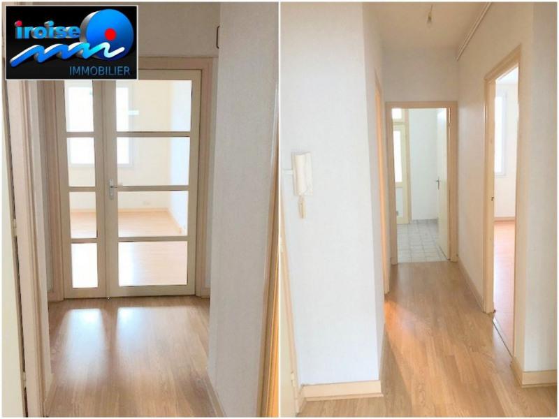 Sale apartment Brest 56700€ - Picture 3