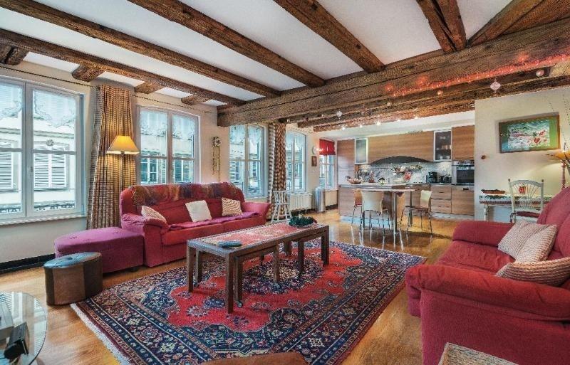 Locação para as férias apartamento Strasbourg 2210€ - Fotografia 1