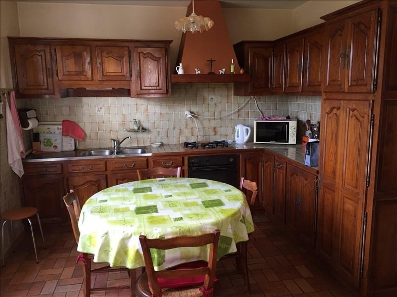 Venta  casa La villedieu du clain 176500€ - Fotografía 4