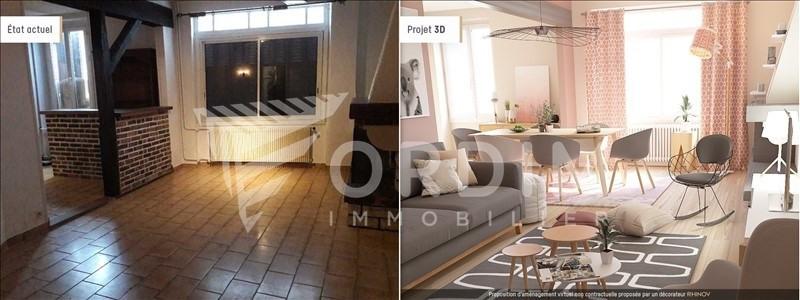 Sale house / villa Villevallier 89500€ - Picture 5