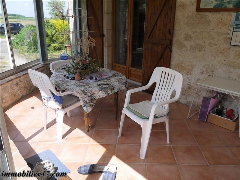 Vente maison / villa Pujols 175 000€ - Photo 4