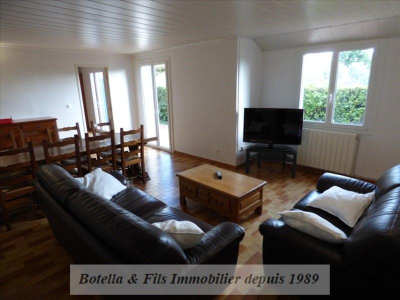 Vente maison / villa Goudargues 237000€ - Photo 4