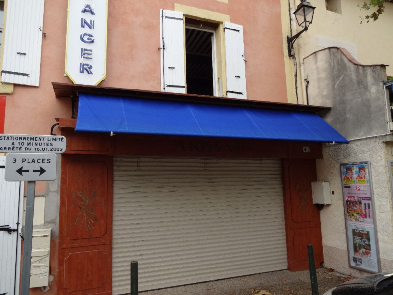 Vente local commercial Althen des paluds 199 900€ - Photo 4