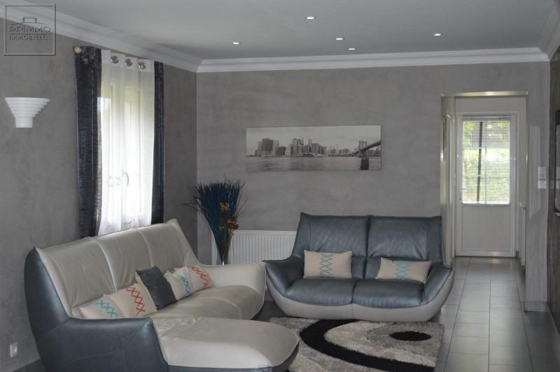 Sale house / villa Saint bernard 375000€ - Picture 2