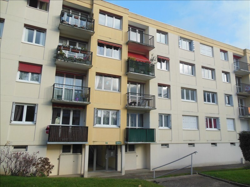 Sale apartment Bonsecours 85 000€ - Picture 1