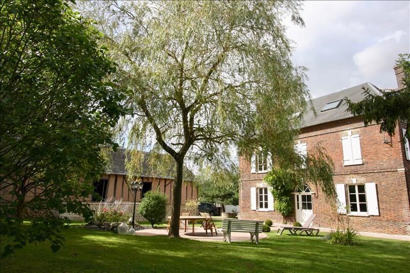 Vente maison / villa Conches en ouche 375000€ - Photo 1