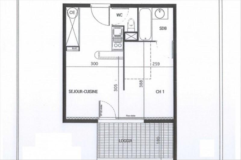 Prodotto dell' investimento appartamento Montpellier 95000€ - Fotografia 6