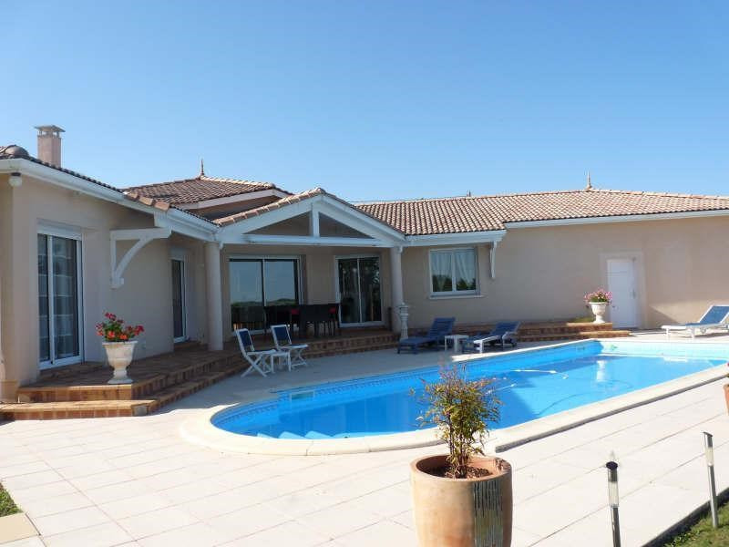 Vente maison / villa Madaillan 325 000€ - Photo 1