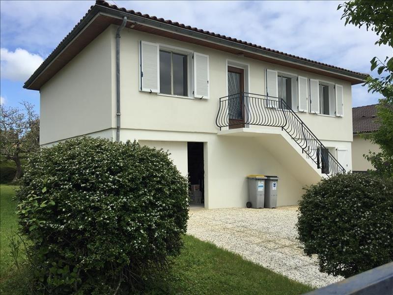 Vente maison / villa Liguge 168000€ - Photo 1