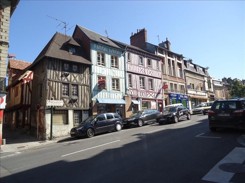 Rental apartment Lisieux 385€ CC - Picture 1