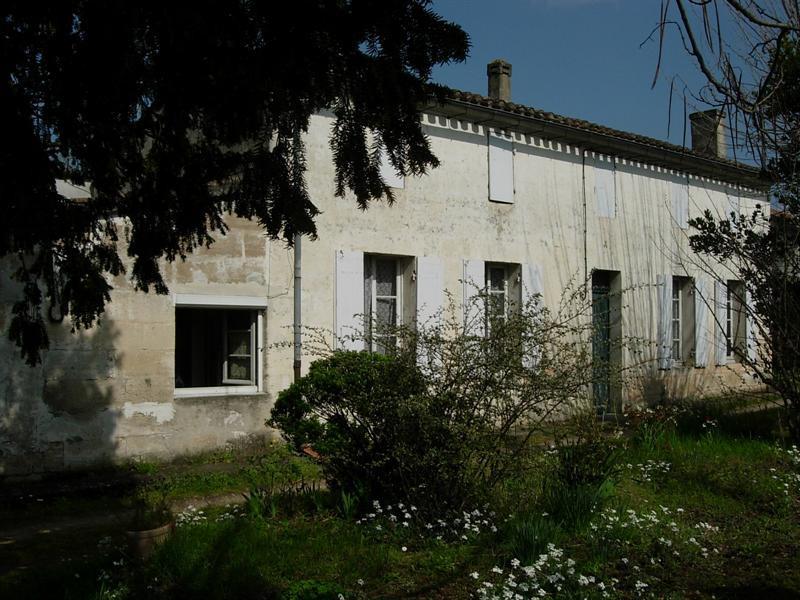 Venta  casa Saint-emilion 208500€ - Fotografía 1