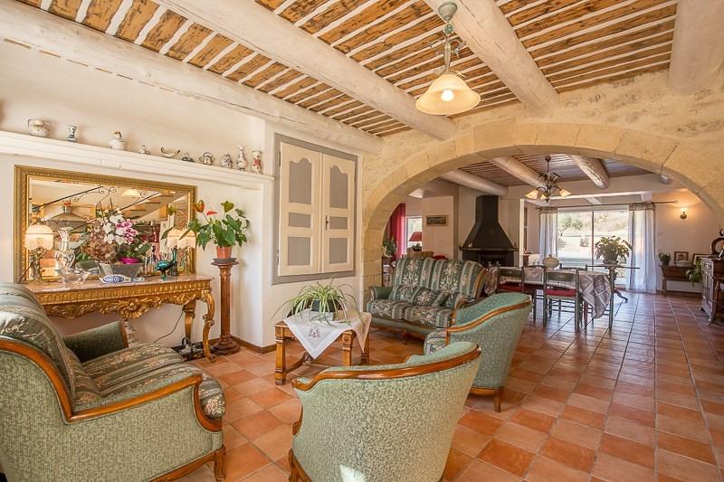 Verkoop van prestige  huis Le puy ste reparade 798000€ - Foto 6