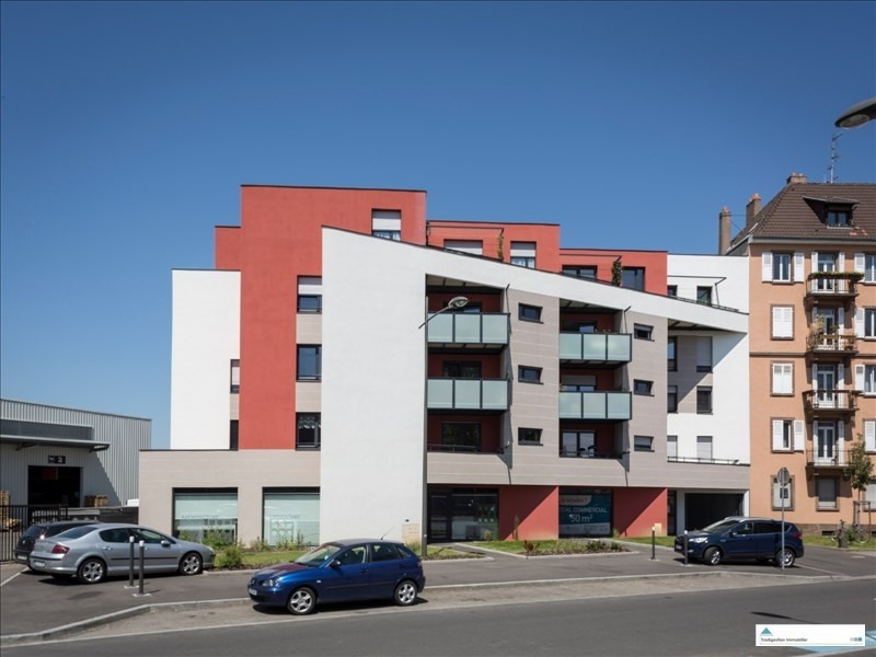 Rental apartment Strasbourg 758€ CC - Picture 5