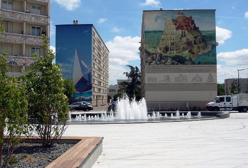 Vente de prestige appartement Lyon 8ème 574000€ - Photo 2