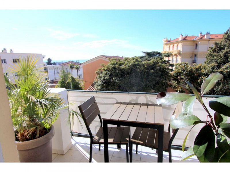 Deluxe sale apartment Nice 845000€ - Picture 6