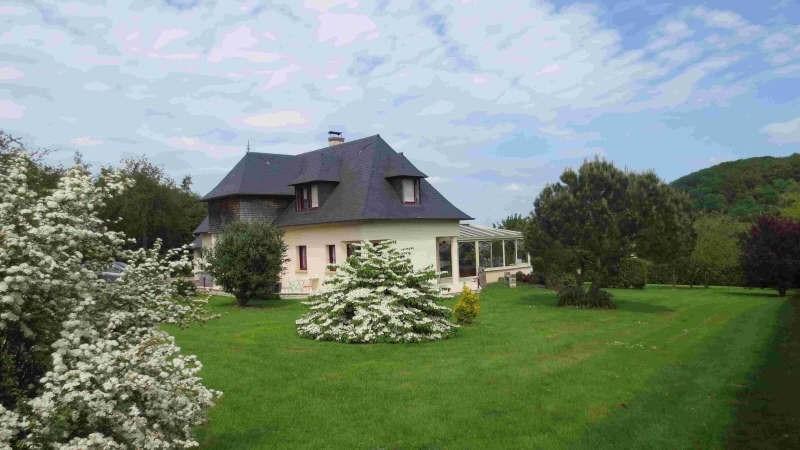 Sale house / villa La riviere st sauveur 525000€ - Picture 1