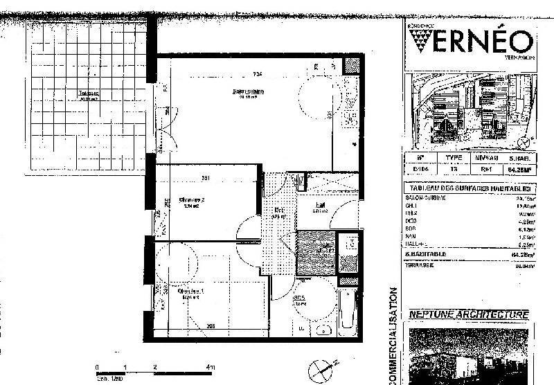 Location appartement Vernaison 784€ CC - Photo 4
