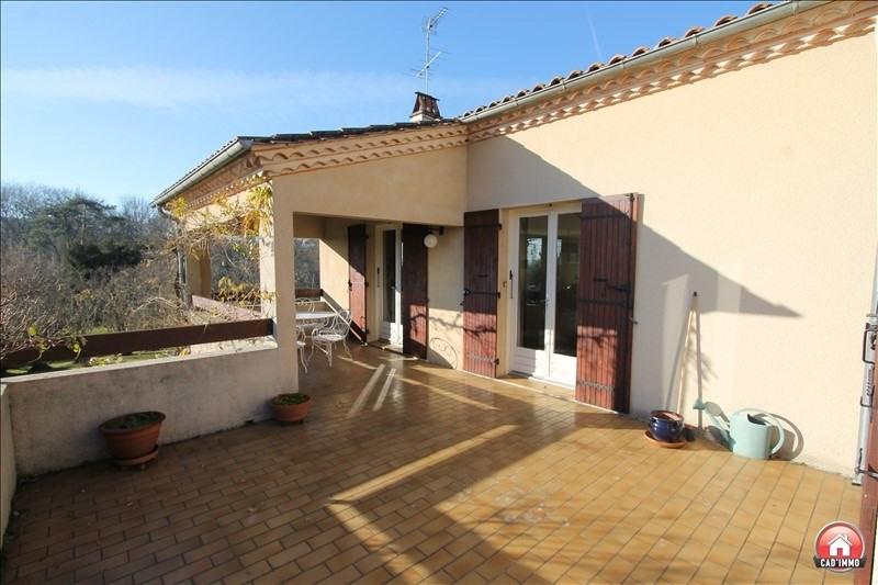 Sale house / villa Lembras 197000€ - Picture 1