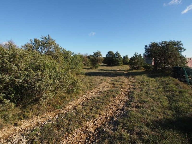 Verkoop  stukken grond Barjac 65000€ - Foto 2