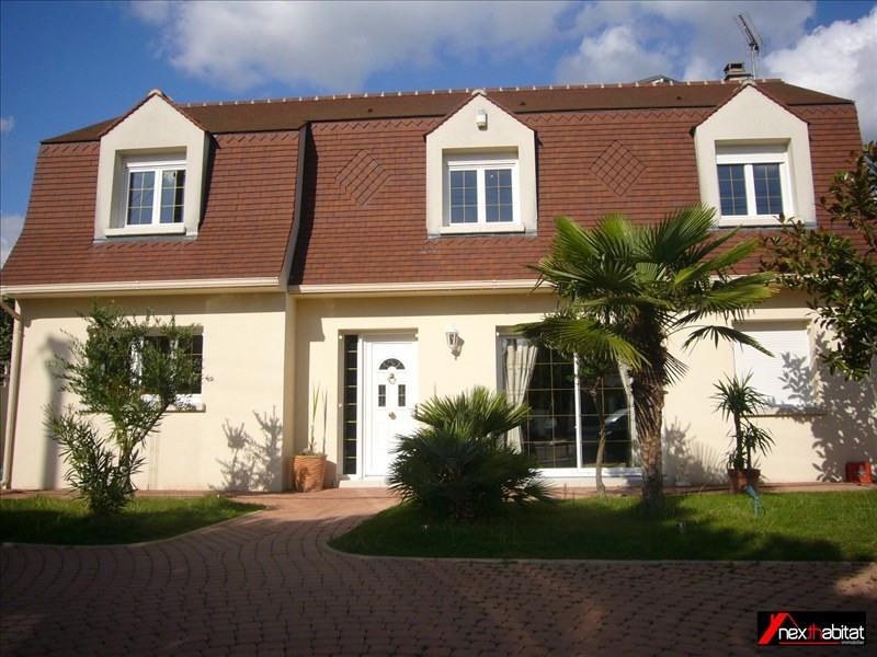 Vente de prestige maison / villa Les pavillons sous bois 495000€ - Photo 1