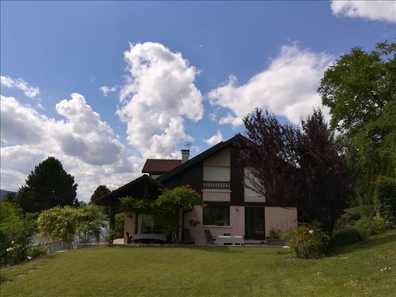 Vente de prestige maison / villa Veyrier du lac 1310000€ - Photo 2